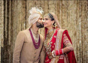 Big Fat Indian Wedding - Sonam Kapoor